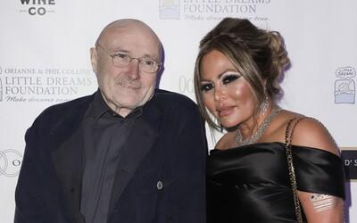 Exmanželka Phila Collinsa hovorí, že hudobník sa mesiace nesprchoval a neumýval si zuby. Spevák bude vypočúvaný pod prísahou.