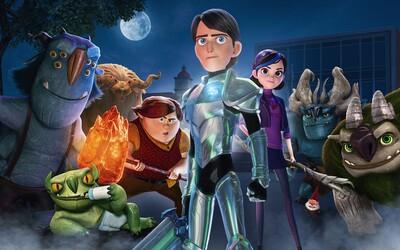 Guillermo del Toro potvrdzuje 2. sériu pre skvelý animovaný seriál Trollhunters. Stála prvá séria za vás čas?