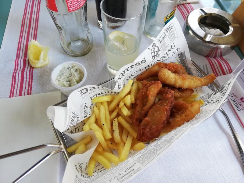 Pre ktorú krajinu je charakteristické jedlo fish & chips?