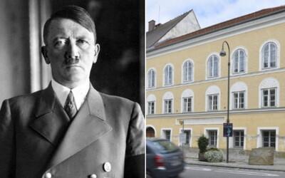 Rodný dům Adolfa Hitlera přestavují na policejní stanici. Podívej se, jak bude vypadat.