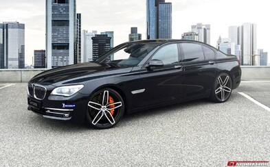 610koňové dvanáctiválcové BMW 760i jako labutí píseň odchozí generace od G-Poweru