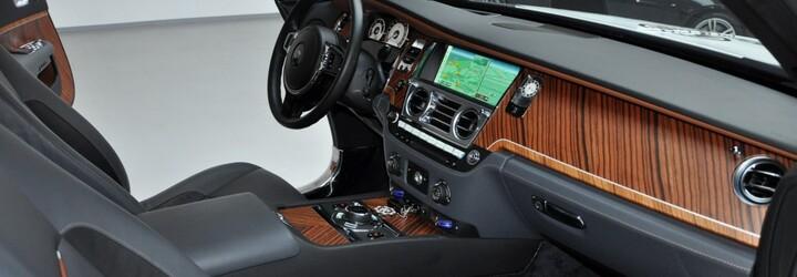 Nejextrémnější Rolls-Royce Wraith může být váš. Za slušný balík dostanete jedinečný vzhled a 812 koní