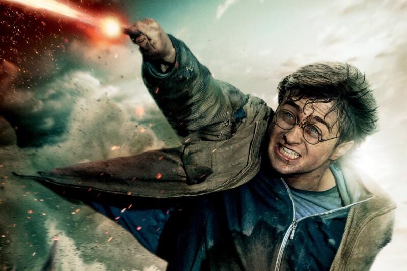 Ktoré zaklínadlo bolo v knihách Harryho Pottera vyrieknuté ako posledné?