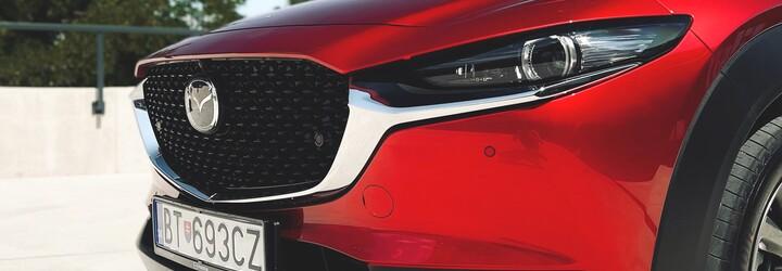 Provětrali jsme nádhernou Mazdu s revolučním motorem. Má benzínový dvoulitr opravdu naftovou spotřebu?