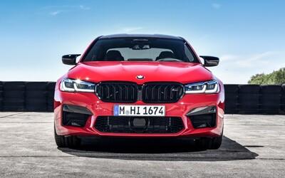 625-koňový supersedan od BMW po novom vyzerá ešte brutálnejšie