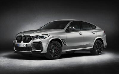 625koňové modely BMW X5 M a X6 M jsou díky 250kusové edici ještě exkluzivnější