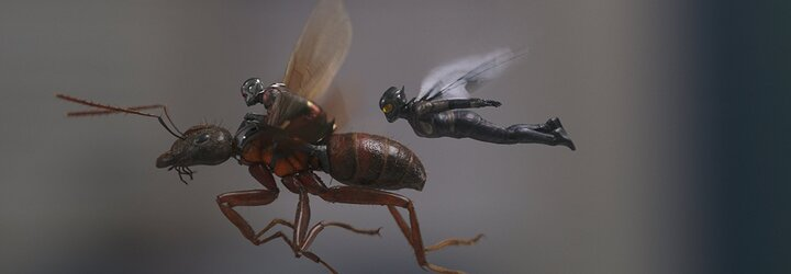 Ant-Man a Wasp je oproti jednotce bláznivější a akčnější jízdou plnou humoru. Zároveň otevírá bránu Avengers 4 (Recenze)