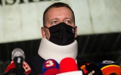 Boris Kollár je zaočkovaný proti ochoreniu COVID-19.