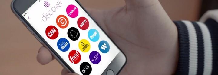 Snapchat představil nový systém sofistikovaných ikonek v seznamu přátel. Co znamenají?