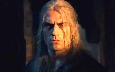 Geralt se v 2. sérii Zaklínače pouští do akce. Netflix láká diváky další krátkou ukázkou.