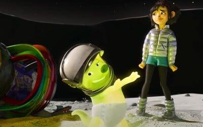 V novom animáku od Netflixu sa vydáme na mesiac. Nádherný sci-fi svet, chytľavá hudba a špičková animácia zabojujú o Oscary.