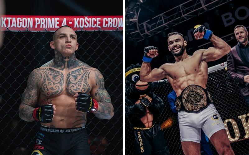 Gábor Boráros, šampion Buchinger i Pirát: Oktagon MMA se vrací do arény v Bratislavě ve velkém stylu.