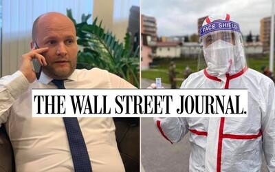 Za plošné testovanie si Slovensko vyslúžilo pochvalu od prestížneho denníka The Wall Street Journal. Môže však utrpieť dôvera ľudí.