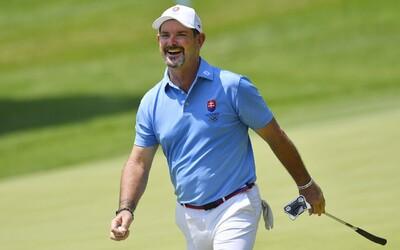 Slovensko má striebornú medailu z OH, získal ju golfista Sabbatini.