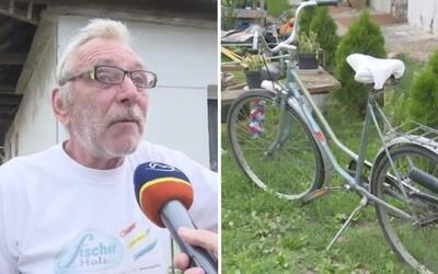 66letý Slovák na kole nadýchal 5 promile, hodnotu si však prý neumí nijak vysvětlit