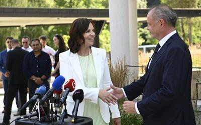 Novozvolená Veronika Remišová musela v strane riešiť prvý spor. Členovia Za ľudí chceli za podpredsedu jej protikandidáta.