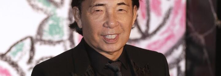 Zakladatel módní značky KENZO podlehl koronaviru po několika týdnech choroby
