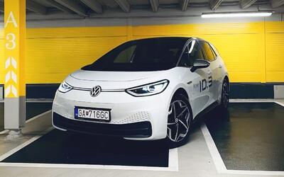 Aká je pravda o elektrickom Volkswagene? Zisťovali sme ju v teste úplne novej ID.3-ky