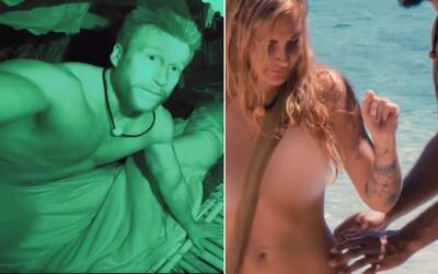 Nahé páry hľadajúce lásku, ale hlavne sexuálne zblíženie sa na opustenom ostrove. Nová bizarná šou ti ukáže, ako sa randí bez šiat