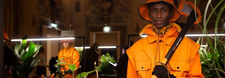 Debutová kolekce značky Fiskars nabízí pracovní oděvy vhodné nejen do zahrady