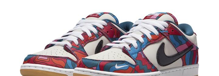 Nike SB a Parra se znovu spojili. Podívej se na úžasnou kombinaci skatingu a umění