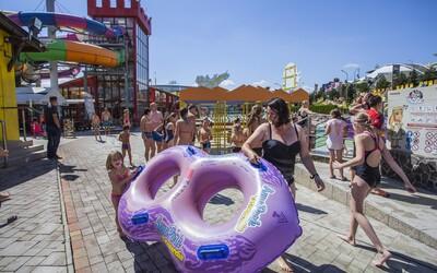 Slovenské aquaparky by sa mali otvoriť už o pár dní. Ich zástupcovia rokujú s krízovým štábom.
