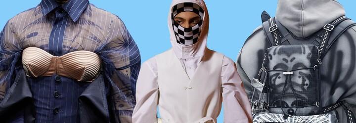 Vieme, čo sa bude nosiť túto jeseň aj budúce leto. Vybrali sme najzaujímavejšie momenty z veľkých módnych prehliadok