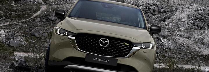 Mazda láka na vynovené CX-5, ktoré získalo novú tvár, verzie aj pohodlnejší podvozok