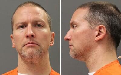 Bývalý policista Darek Chauvin se odvolal v případě vraždy George Floyda.