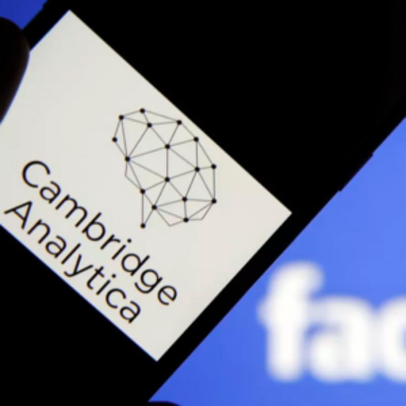 Udial sa škandál Facebooku s Cambridge Analytica v roku 2018?