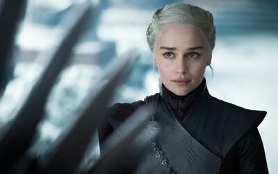 George R. R. Martin: Game of Thrones malo mať minimálne 13 sérií, ak chcelo rozpovedať celý príbeh a byť verné knihám