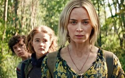 Sleduj finálny trailer pre A Quiet Place 2. Horor roka dorazí do kín už koncom mája