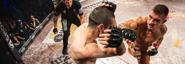 """Z ulice na vrchol: Vycházející hvězda Oktagonu MMA Tadeáš """"Mawar"""" Růžička si klade velké cíle (Rozhovor)"""