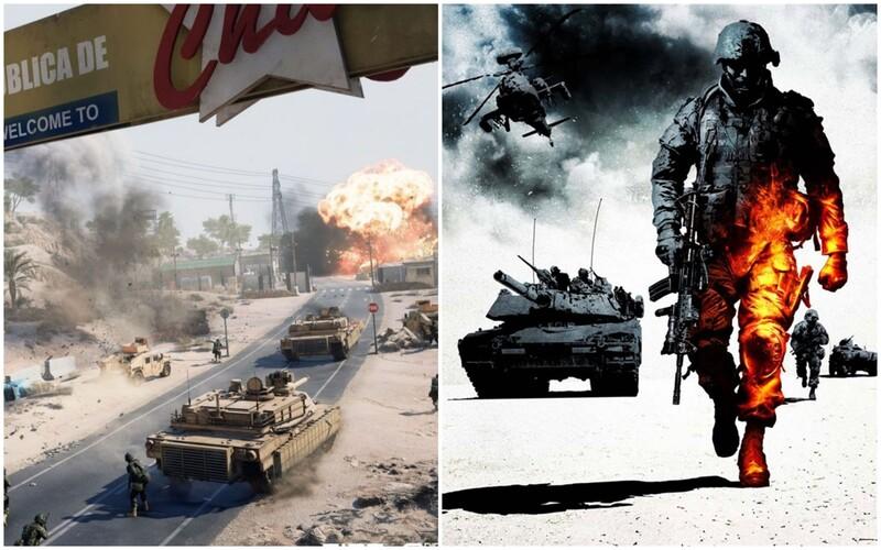 V Battlefieldu 2042 si zahraješ na legendárních mapách z Bad Company 2 či BF3. Sleduj nostalgický mód v úžasném gameplay traileru.