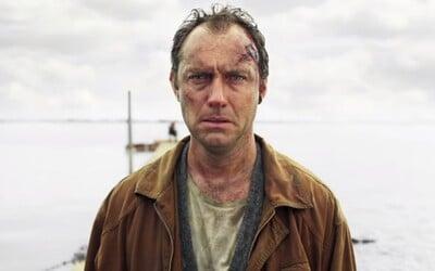 Jude Law bude muset přežít na mysteriózním ostrově plném násilí. HBO odhaluje svou ambiciózní minisérii.