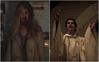 Polnočná omša je záhadný seriálový horor od Netflixu, ktorý zhltneš za jeden deň. Sleduj mrazivý trailer