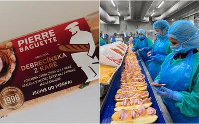 Novým ohniskom nákazy na Slovensku je firma, ktorá vyrába bagety. Koronavírus má 25 zamestnancov.
