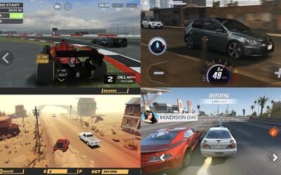 Omrzeli ťa Need for Speed, Asphalt či Real Racing? Toto je 5 najlepších bezplatných alternatív k top pretekárskym hrám na smartfón