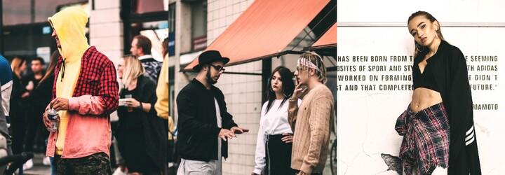 Co si na sebe vzali fanoušci módy a známé tváře k příležitosti releasu kolekce Y-3 ve Footshopu?