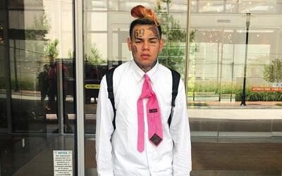 6ix9ine je venku, propustili ho kvůli hrozbě koronaviru