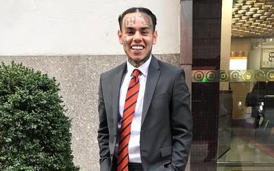 6ix9ine si po osvobození půjde pro slávu. Odmítá program na ochranu svědků
