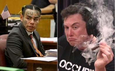6ix9ine začal posilovať, Elon Musk rapovať a PewDiePie prezradil, koľko zarába. Vo svete bolo opäť rušno
