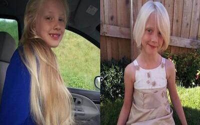 6-ročné dievčatko snívalo o vlasoch ako Zlatovláska, vzdalo sa ich však v prospech pacientov s rakovinou