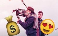 7 500 € na vlastný projekt? Európska únia ti na natočenie vlastného filmu dá poriadnu kopu peňazí