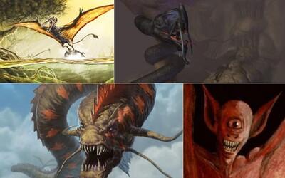 7 děsivých mýtických tvorů z Afriky, kteří prahnou po krvi, napadnou vás ve spánku a umějí ovládat počasí