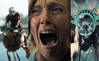 7 očekávaných filmů, na které se v červenci vyplatí zajít do kina. Láká dvojka Ant-Mana, Dwaynův Mrakodrap, animáky či První očista