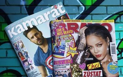 7 tínedžerských časopisov, ktoré navždy zostanú legendami: Spomenieš si ešte na rubriku Láska, sex a nežnosti?