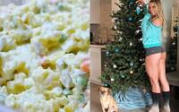 7 tipů, jak si užívat jídlo a minimalizovat tukové přírůstky během vánočních svátků