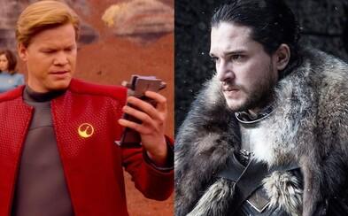 70. ročník odovzdávania cien Emmy ovládlo Game of Thrones, Netflix, ale aj westernovka Godless