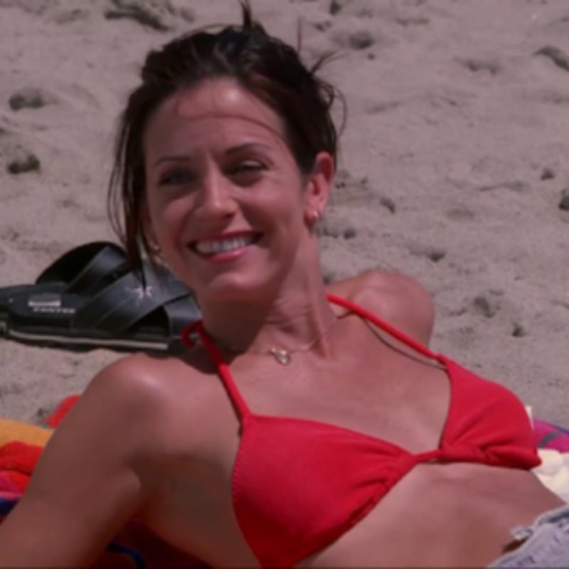 Ako Monica vyriešila uštipnutie medúzou?